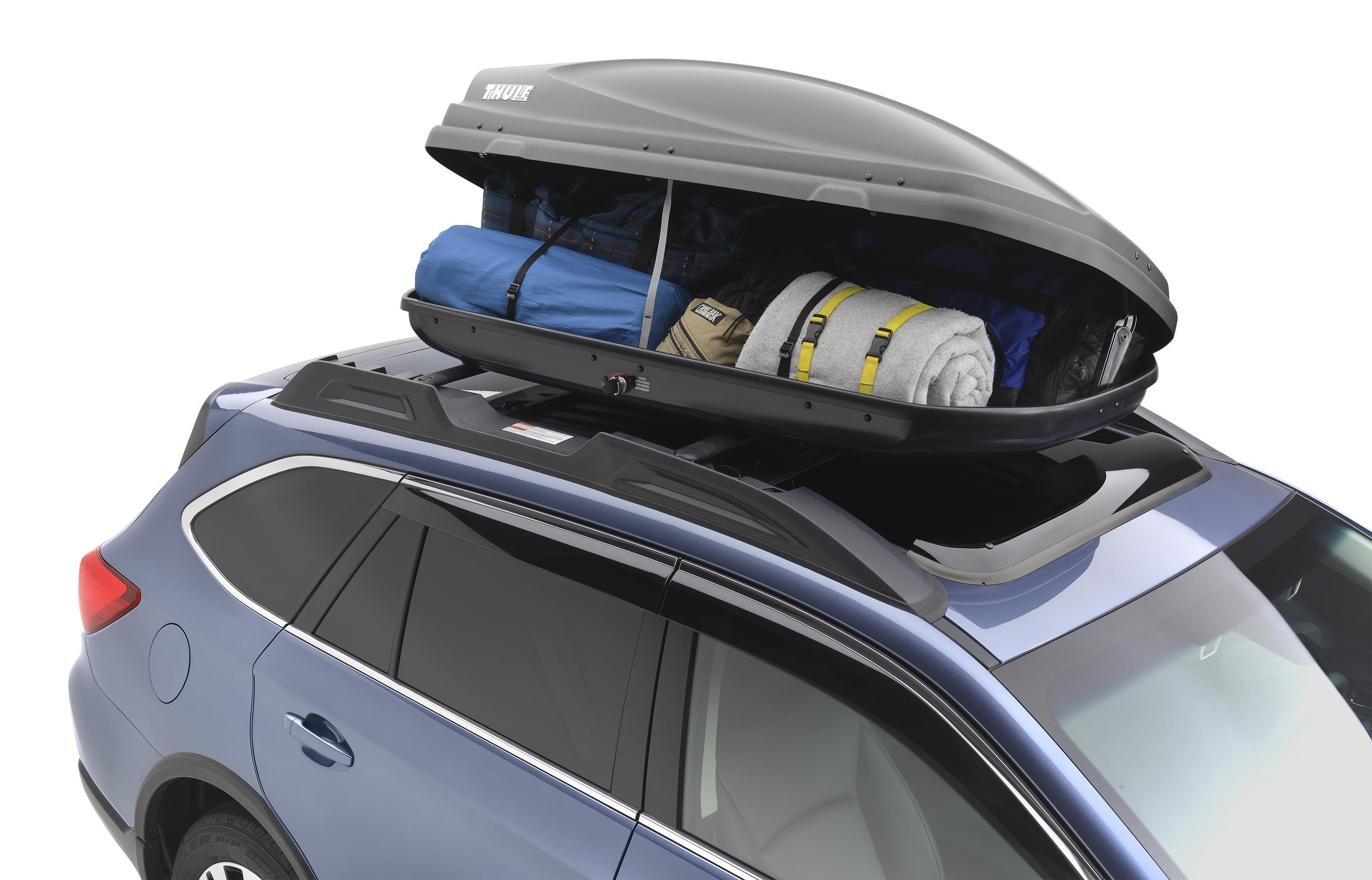 Thule Roof Cargo Carrier 13 Cubic feet of lockable storage