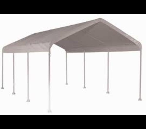 Canopy, 10 X 20 White
