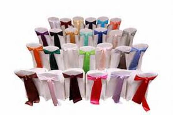 Chair Covers Chair Sashes