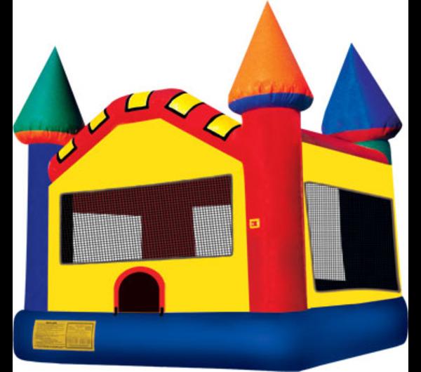 Color Castle Medium Jumper