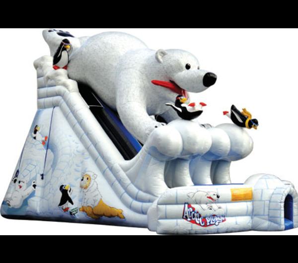 Arctic Plunge Polar Bear Slide