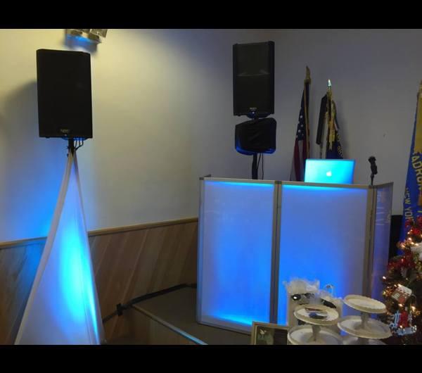 Jack & Jill DJ 4 Hours/ $450