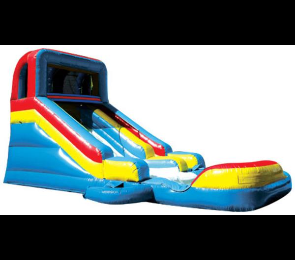 Slide and Splash with Pool