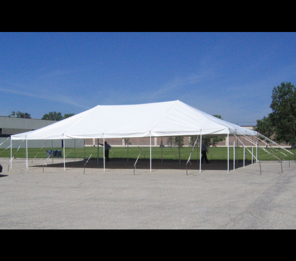 Canopy, 40' X 60'  (White)