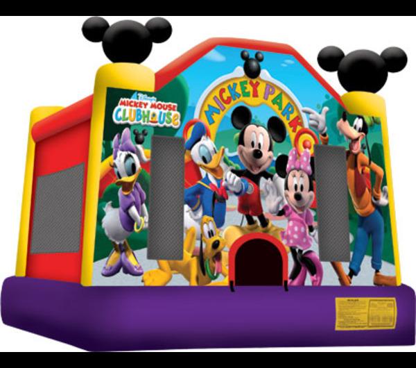Mickey Park Medium Jumper