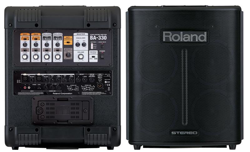 PA, Portable, Roland BA-330