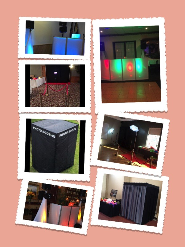Oldies DJ & Photo Booth