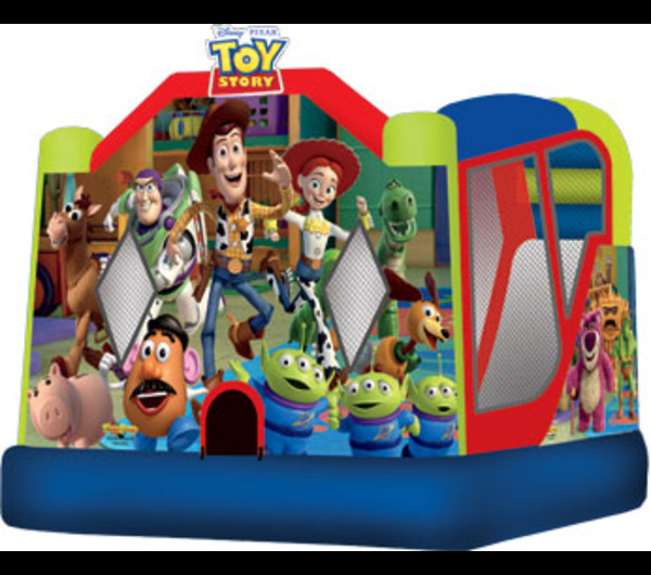 Toy Story Combo 4