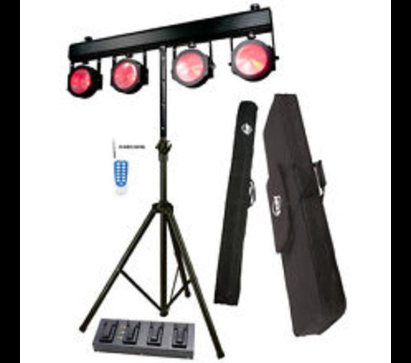 Lighting, Wash, DOTZ T Par System
