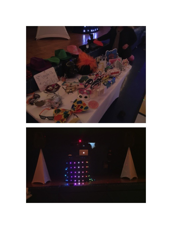 Photo Booth + Event DJ 2 Hours/$600