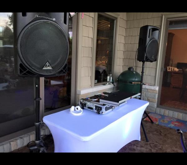 Birthday Party DJ 4 Hours/$400