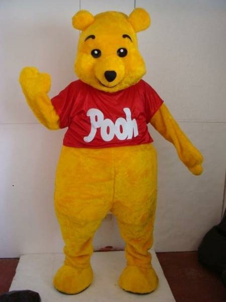WINNIE THE POOH CHARACTER