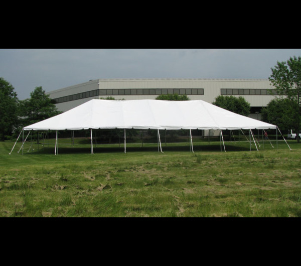 Canopy, 40' X 100'  (White)