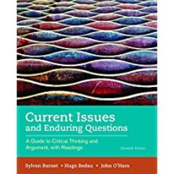 USED    BARNET / CURRENT ISSUES & ENDURING ? 11 ED