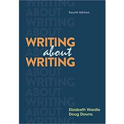 NEW || WARDLE / WRITING ABOUT WRITING 4th