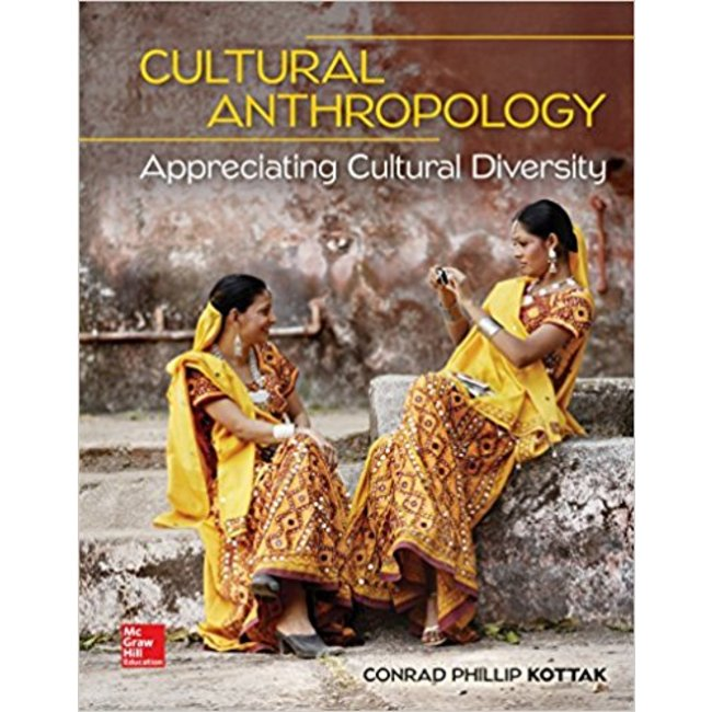 [DAMAGED] KOTTAK / CULTURAL ANTHROPOLOGY (LL) 17th