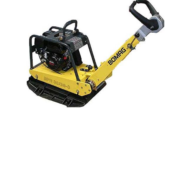 BOMAG BPR 30/38 Plate Compactor, 470 lb
