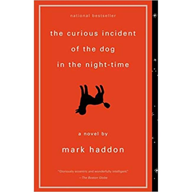 NEW    HADDON / CURIOUS INCIDENT OF THE DOG IN THE NIGHT-TIME