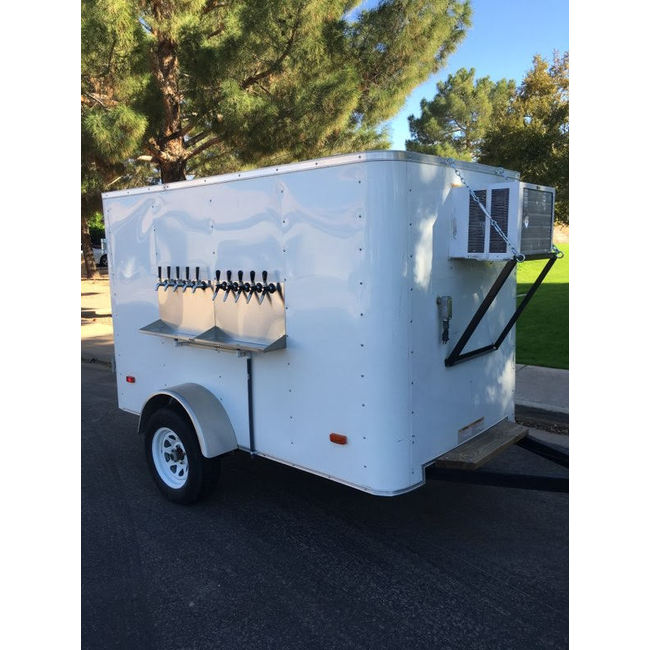 5x8 Beer Wagon