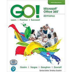 BIT 106 || GASKIN / GO! MICROSOFT OFFICE INTRO (W/ACCESS) (purchase not rental)