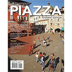 NEW || MELUCCI / PIAZZA