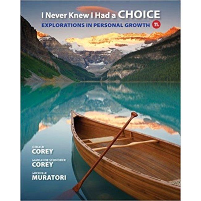 USED    COREY / I NEVER KNEW I HAD A CHOICE (11th PB)