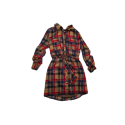 Theraphy Plaid Country dress