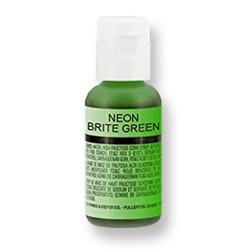.64oz Airbrush Color ~ Neon Brite Green