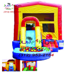 Fun House with Ball Pit