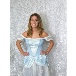 princess party belle or cinderella