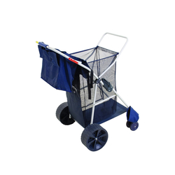 The Wonder Wheeler Beach Cart
