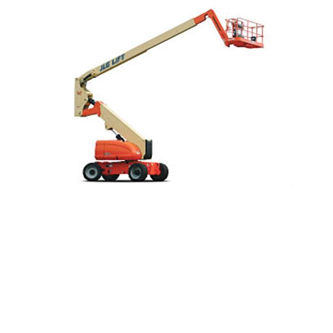 JLG 800AJ Boom Lift, 80' articulating boom