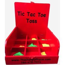 Tic Tac Toe Bean Bag Toss