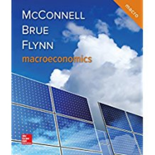NEW || MCCONNELL / MACROECONOMICS W/S.G/CONNECT