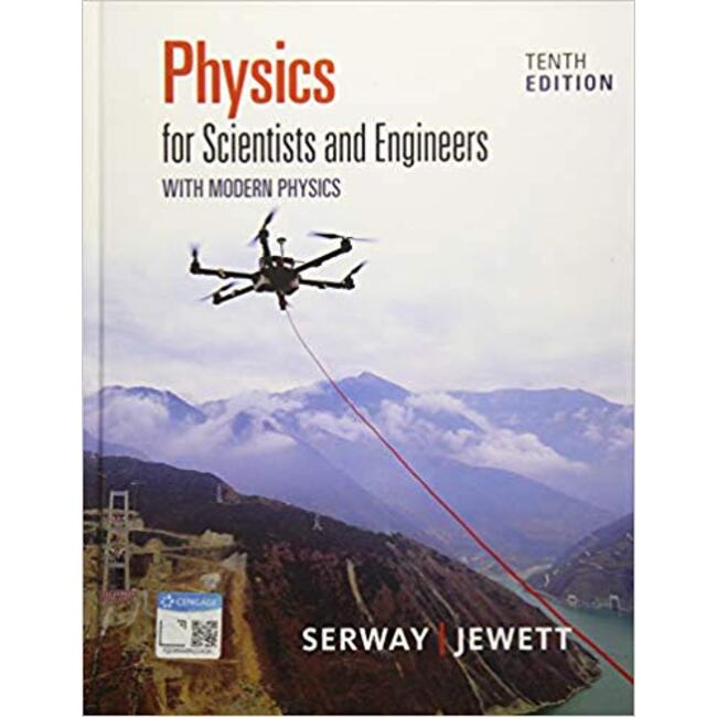 USED || SERWAY / PHYSICS FOR SCI & ENG 10th (HB CMPLT)