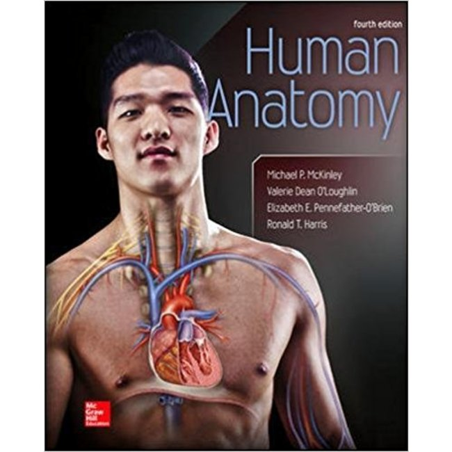 [DAMAGED] || MCKINLEY / HUMAN ANATOMY 4TH EDITION HARDBACK