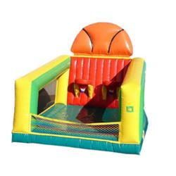 Carnival Game - Inflatable Basketball Challenge
