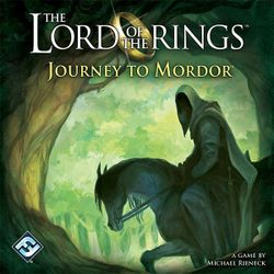 Lord of the Rings Journey to Mordor