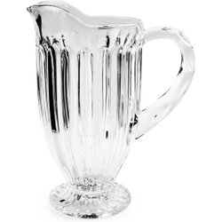 Glass pitcher 40.5 oz