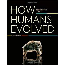 USED || BOYD / HOW HUMANS EVOL 6TH