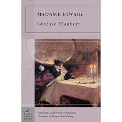 NEW || FLAUBERT / MADAME BOVARY