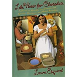 Used| ESQUIVEL / LIKE WATER FOR CHOCOLATE| Instructor: GONZALEZ