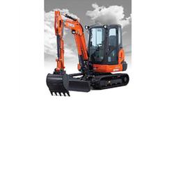 Kubota KX040 Compact Excavator w/thumb - Hensley 60