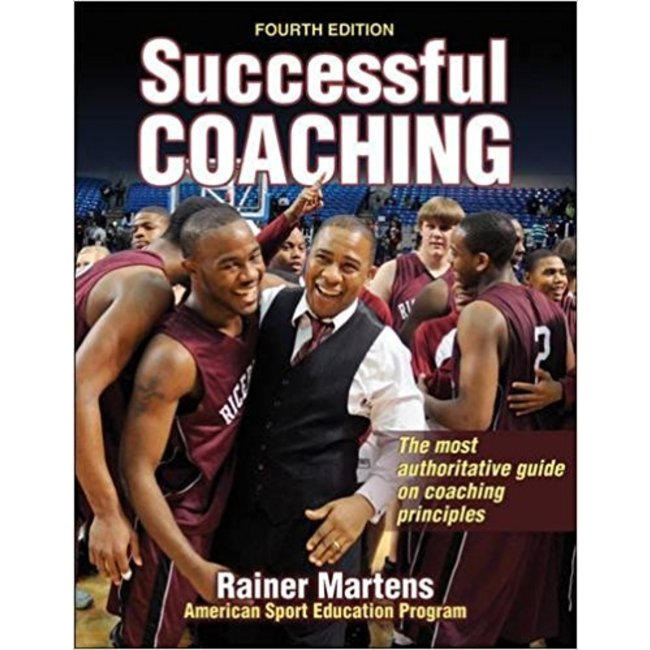 USED || MARTENS / SUCCESSFUL COACHING