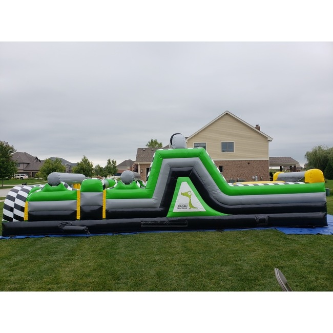 35' Toxic Obstacle Course