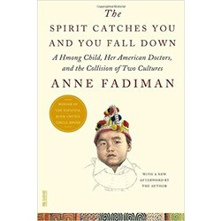 NEW || FADIMAN / SPIRIT CATCHES YOU & YOU FALL DOWN W/NEW AFTERWORD