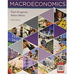 USED || KRUGMAN / MACROECON PA 5TH