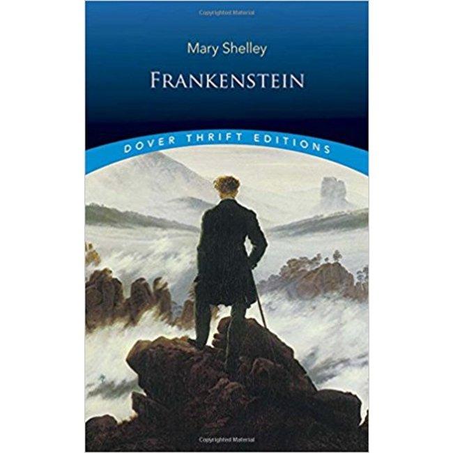 NEW    SHELLEY / FRANKENSTEIN (DOVER)