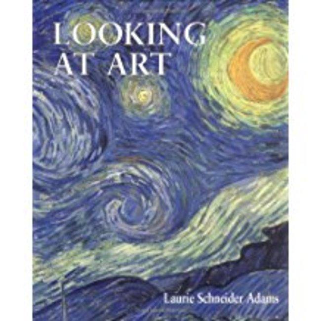 USED| ADAMS/LOOKING AT ART