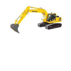 Komatsu PC210 Excavator, 48,722 lb